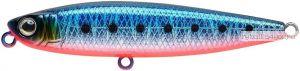 Воблер Strike Pro Slide Bait Heavy One 70 мм / 16,5 гр / Заглубление: 0,5 - 4 м / цвет:  A234-SBO-LU Blue Back Silver OB Fluo, светящийся