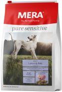 PURE SENSITIVE ADULT LAMM&REIS 4 кг (для взрослых собак с ягненком и рисом)