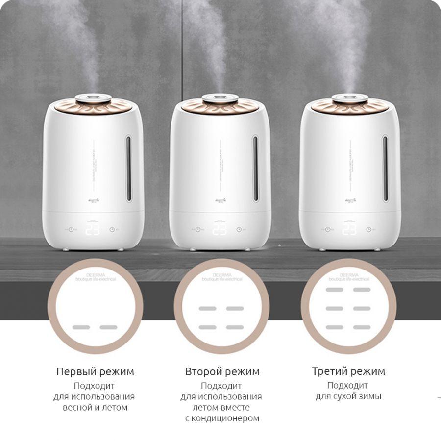 Увлажнитель воздуха Xiaomi Deerma Air Humidifier DEM F600