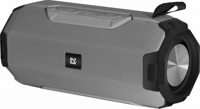Портативная акустика G20 серый, 14Вт, BT/FM/TF/USB/TWS