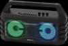 Портативная акустика G106 14Вт, Light/BT/FM/USB/LED/MIC
