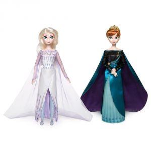 Анна и Эльза набор кукол Коронация Frozen 2 Дисней