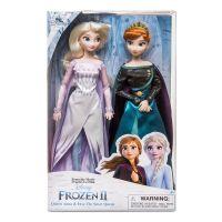 Анна и Эльза набор кукол Коронация Frozen 2 Дисней купить