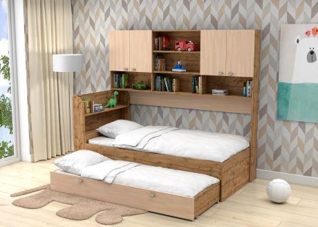 Детская кровать Golden Kids 8 (корпус дуб ВОТАН)