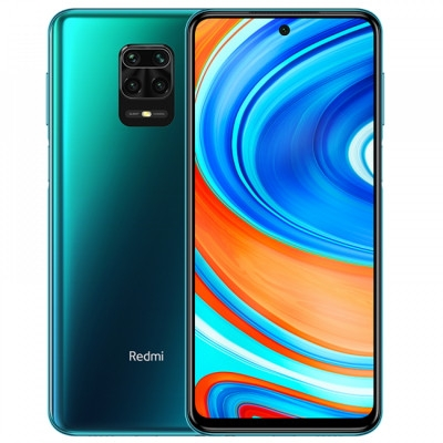 Смартфон Xiaomi Redmi Note 9 3/64GB (NFC) Green