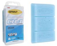 Лыжный парафин (скольжения) SPRINT PRO CH4 (-5-12°C) 80г