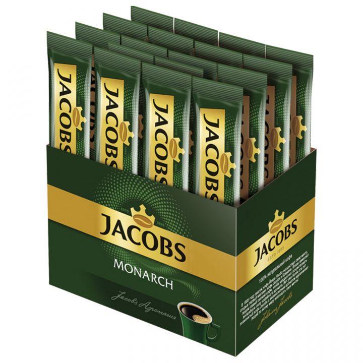 Кофе Якобс Монарх пакет 1,8г  (упаковка 26шт.)