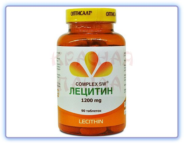 Оптисалт Лецитин