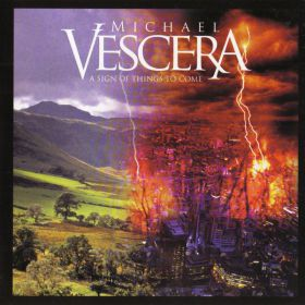 MICHAEL VISCERA - A Sign Of Things To Come