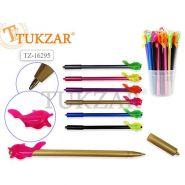 Tukzar Ручка с насадкой Рыбка