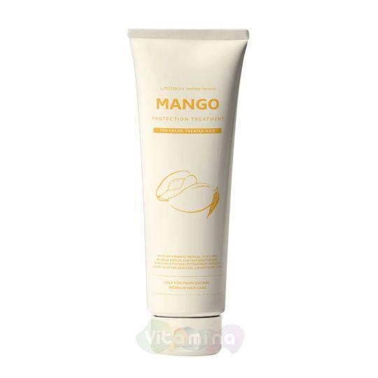 EVAS Pedison Institut-Beaute Маска с экстрактом манго для сухих волос Mango Rich LPP Treatment, 100 мл