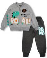 """Спортивный костюм для мальчиков 2-6 лет Bonito """"Dino Roar!"""""""