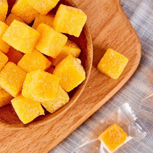 Манго конфетка (кубики)