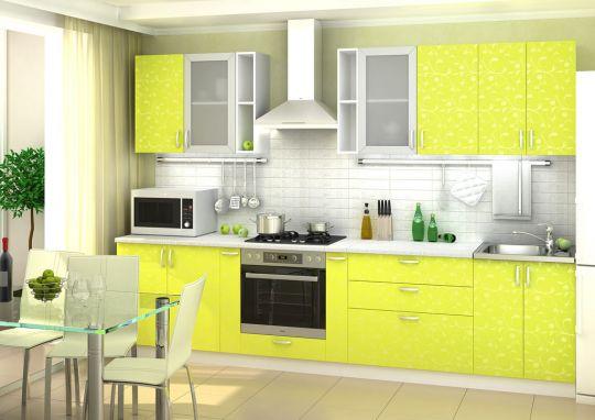 Кухня Дина (вариант 2) 310см