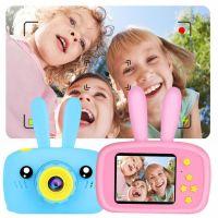 Детский цифровой фотоаппарат GSMIN Fun Camera View-1
