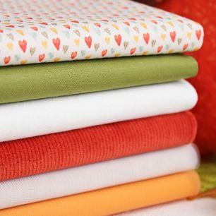 Набор тканей для пошива Белочка