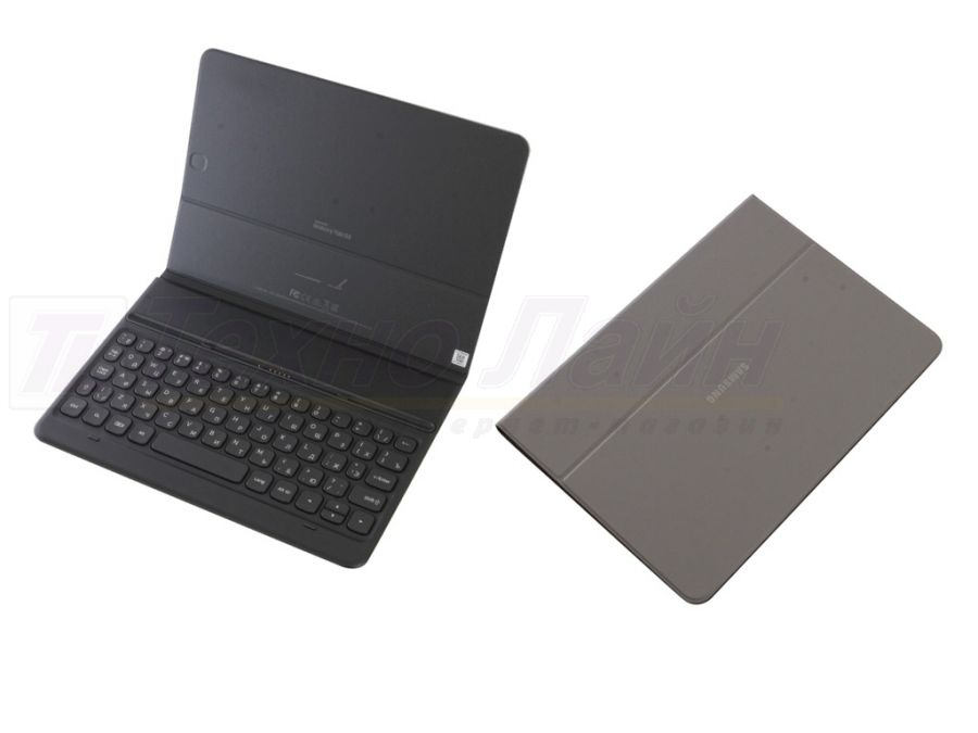 Чехол Samsung Keyboard Cover для Tab S7 Black