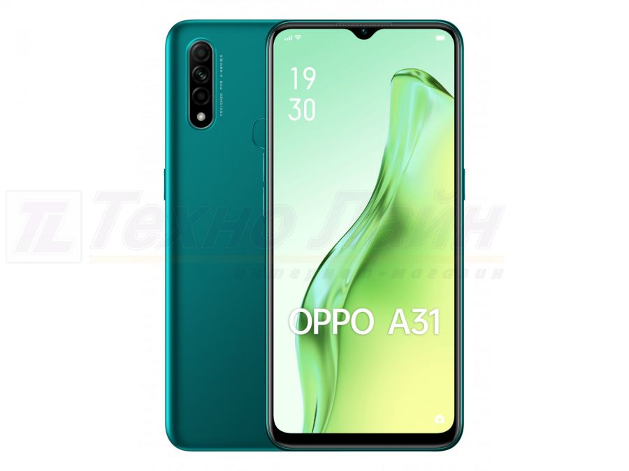 OPPO A31 4/64GB Green