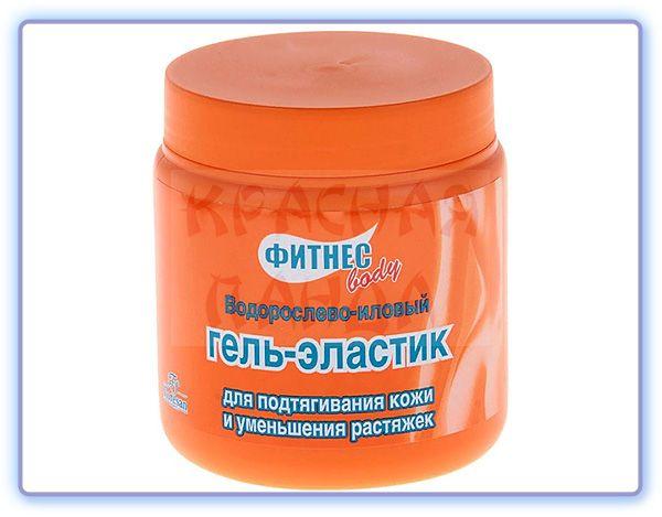 Floresan Гель-эластик для подтягивания кожи и уменьшения растяжек