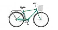 Городской велосипед STELS Navigator 300 Gent 28 Z010 Зелёный