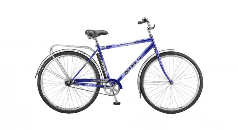 Городской велосипед STELS Navigator 300 Gent 28 Z010 Синий