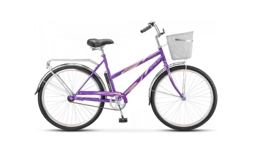 """Городской велосипед STELS Navigator 200 Lady 26 Z010 """" Фиолетовый"""