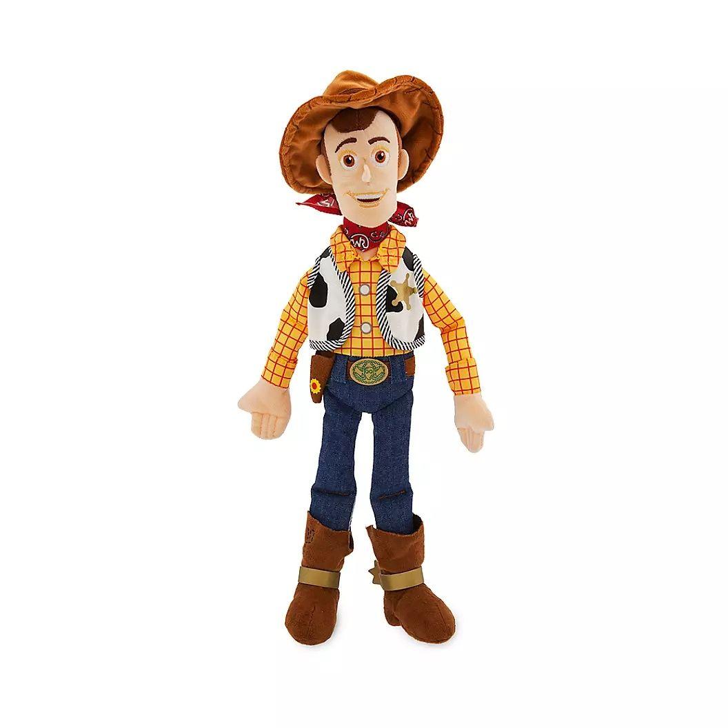 Вуди шериф История игрушек Дисней 45 см плюшевая игрушка