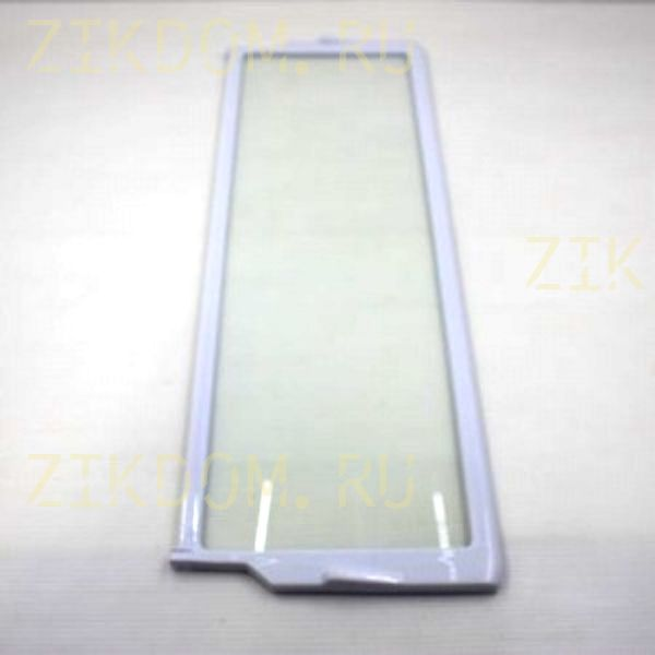 769748500200 Полка-стекло холодильника Минск Атлант передняя половина