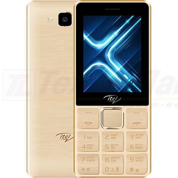 ITEL IT5630 Champagne Gold