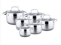Набор посуды BELLA CUCINA BC-2024 12 предм.