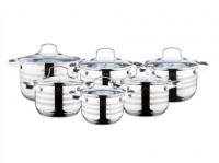 Набор посуды BELLA CUCINA BC-2023 12 предм.