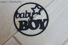 "Вырубка ""Baby boy"""