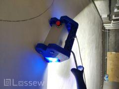 Малярная проявочная лампа LOSSEW LAMP P16 BODY