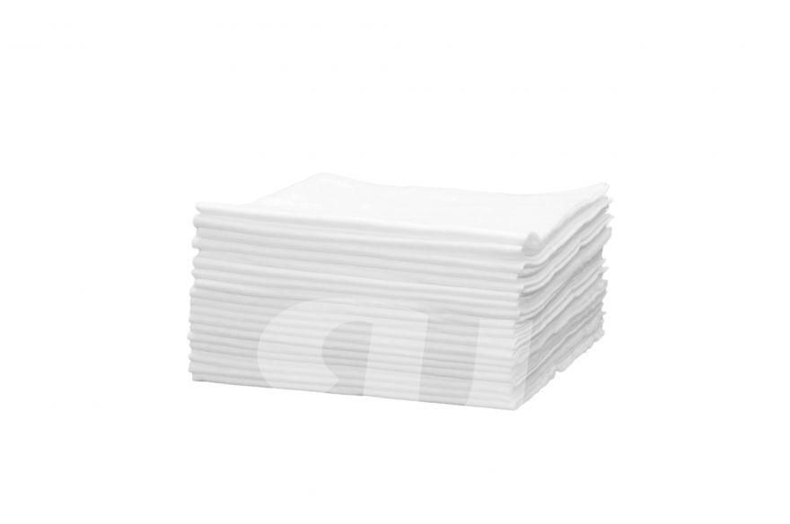 Полотенце малое 35*70,  спанлейс (40), non-stop № 50, белый