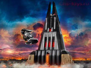 Конструктор Lari Звездные войны Замок Дарта Вейдера 11425 (75251) 1090 дет