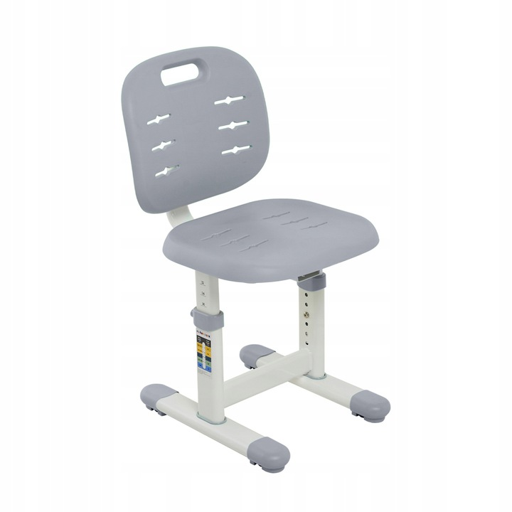 Регулируемый детский стул FunDesk SST2 GREY