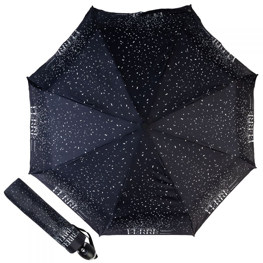 Зонт складной Ferre 6034-OC Рlacer Black