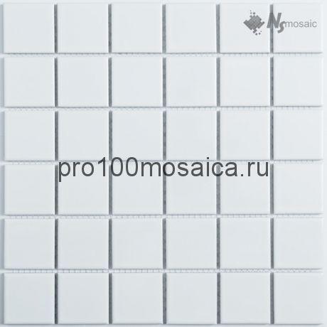P-524 матовая. Мозаика серия PORCELAIN, размер, мм: 306*306*5 (NS Mosaic)