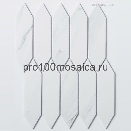 P-519. Мозаика серия PORCELAIN, размер, мм: 257.5*313*5 (NS Mosaic)