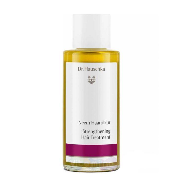 Dr. Hauschka Масло для волос с ниимом (Neem Haarlkur), 100 мл