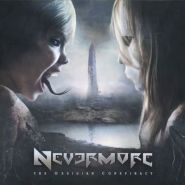 NEVERMORE - The Obsidian Conspiracy (CD) 2010