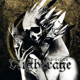 NIGHTRAGE - Insidious (CD) 2011
