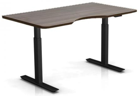 Эргономичный стол Smartstol Optima для работы стоя и сидя