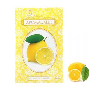 Аромасаше конверт Queen Fair 10 гр Лимон   824260