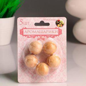 Аромашарики (набор 5 шт) фруктовый   4973129