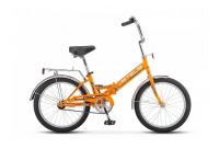 Городской велосипед STELS Pilot 310 20 Z011 (2018) Оранжевый
