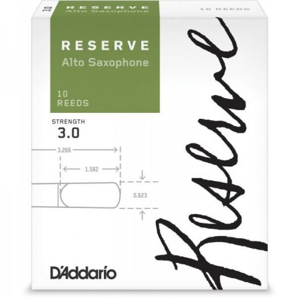 RICO DJR1030 Reserve Трость №3 для саксофона Альт