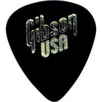 GIBSON APRGG-74H 1/2 GROSS BLACK STANDARD STYLE/HEAVY Медиатор