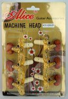 ALICE AOS-020V2P Комплект колковой механики для классич. гитары