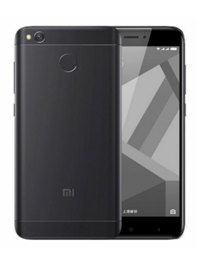 Смартфон Xiaomi Redmi 4x 4/64GB Black